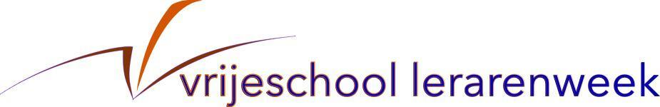 Vrijeschool lerarenweek